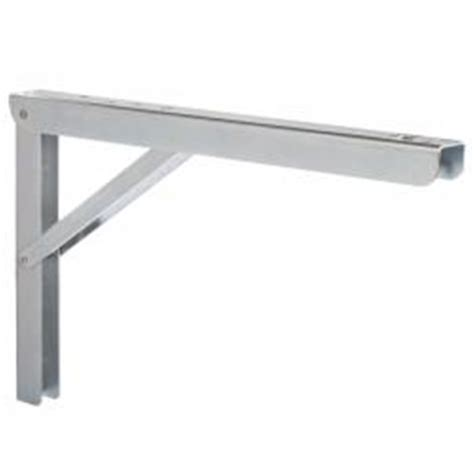 Folding Table Bracket by Folding Table Or Shelf Bracket