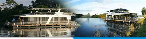 houseboat sa luxury houseboats hire on the river murray in mannum sa