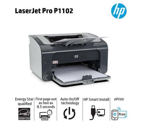 Printer Hp P1102 Buy Hp Laserjet Pro P1102 Monochrome Laser Printer Free Delivery Currys