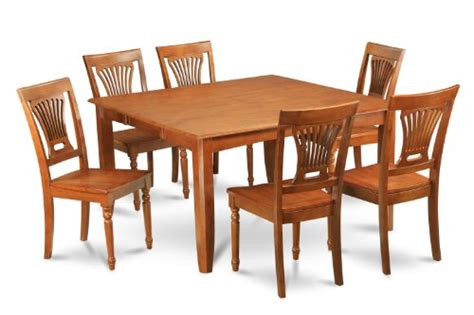 Square Kitchen Table For 4 How Do I Get Parfait 5 Pc Square Kitchen Dining Table 4 Wood Seat Chairs B Stagges