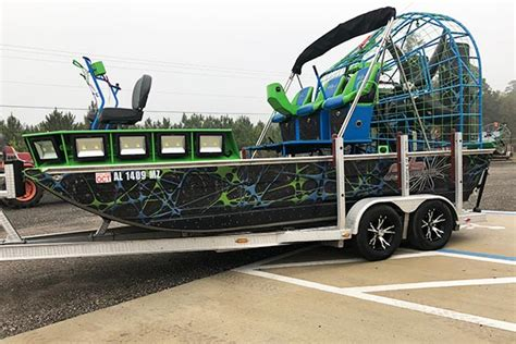 airboat used preowned airboats for sale pb airboats has financing