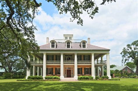 Plantation Style Homes by Antebellum Homes On Southern Plantations Photos
