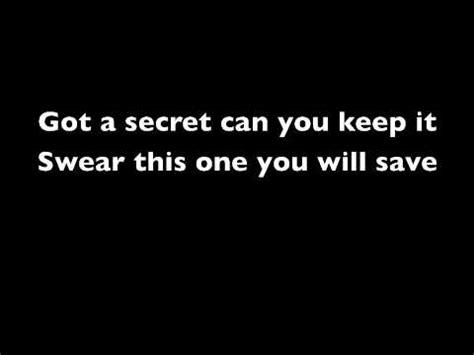 lyrics to secret by we three 5 42 mb free secret the pierces karaoke mp3 tbm