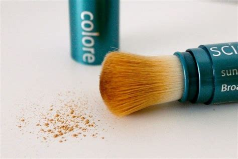 color science sunforgettable colorescience sunforgettable mineral sunscreen brush