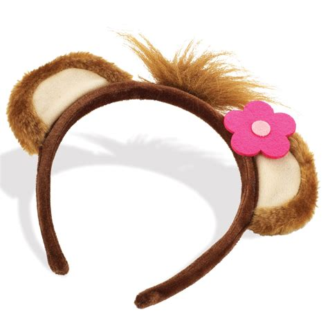 ears headband monkey ears headband birthdayexpress