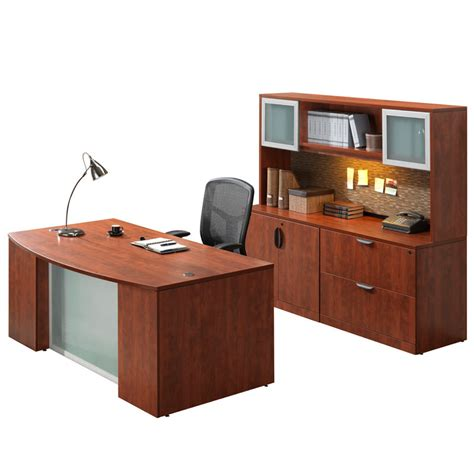 Front Office Desks K Series Glass Step Front Desk By Dynamic Office Services Dynamic Office Services