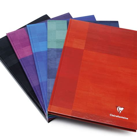 design home book clairefontaine clairefontaine a4 ruled hard cover notebook 8 25 x 11 75