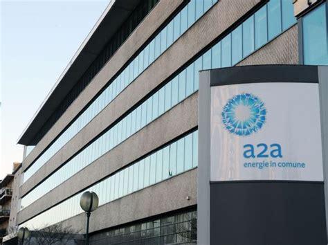 a2a sede loggia in giunta la 171 discesa 187 al 42 cento delle azioni