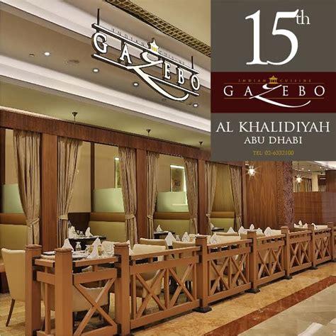 gazebo dubai 361 best gazebo restaurants abu dhabi dubai sharjah