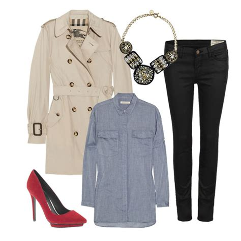 Style Conrad Fabsugar Want Need 5 by How To Wear A Trench Coat For Winter 2011 Popsugar Fashion