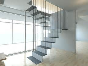 Hanging Stairs Design 21 Of The Most Interesting Floating Staircase Designs