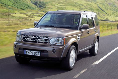 land rover old discovery land rover discovery 4 auto express