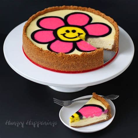 Tyler Florence Cheesecake Recipe by Decorated Daisy Cheesecake Hungry Happenings