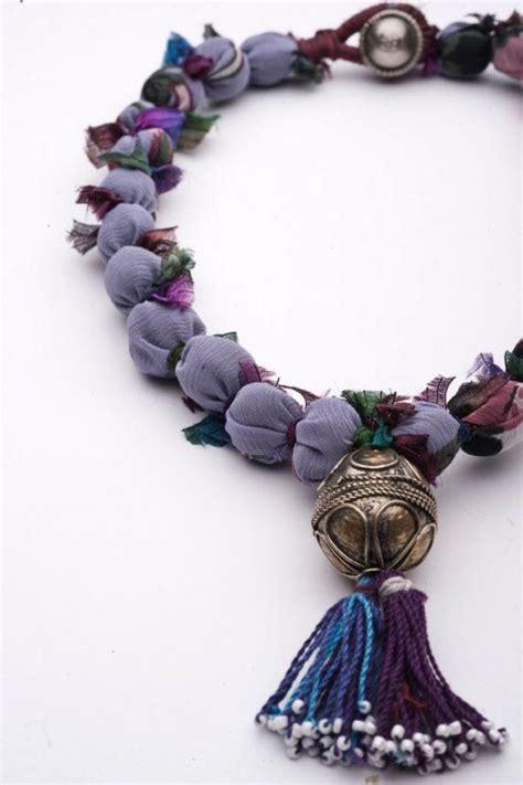 Handmade Fabric Jewelry - 2682 best fabric jewelry images on