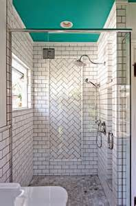 subway tile patterns contemporary bathroom dave fox design build remodelers