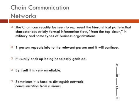 pattern of communication in organization organizational communication