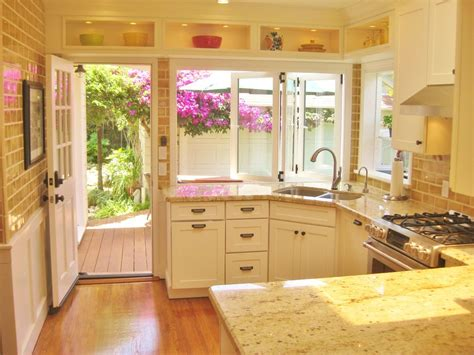 sunny kitchen and bedroom beautiful la jolla 1940 s beach area cottage vrbo