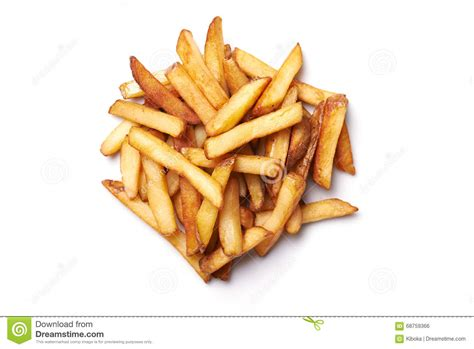 Fries Top by Fries Top View Stock Photo Image 68759366