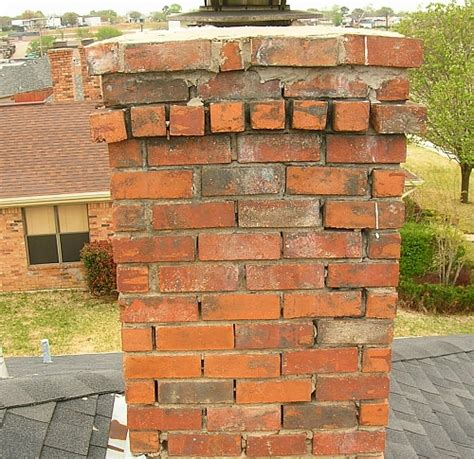 Fireplace Roof Caps by Brick Chimney Repair Amp Fireplace Restoration Brick Doctor