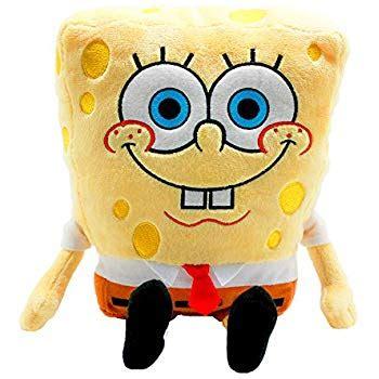 amazon.com: spongebob squarepants plush doll stuffed toy 8