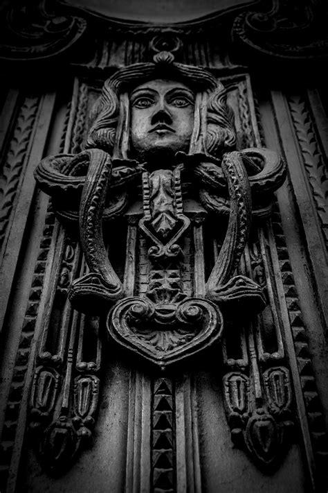 julius caesar marble statue  stock photo