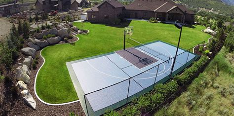 backyard courts flooring snapsports of utah