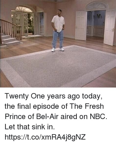 When Did The Last Episode Of House Air by Twenty One Years Ago Today The Episode Of The Fresh