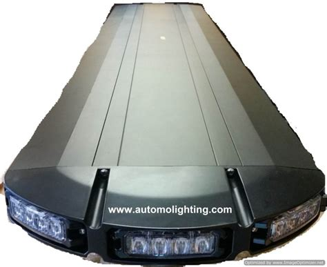 Brightest Led Light Bar 59 Quot Power6 Brightest Led Emergency Warning Light Bar Ledonlineworld Led Light Bars