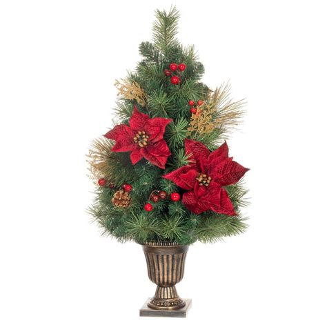 15 ft pre lit led wesley pine artificial christmas tree 15 ft pre lit led wesley pine artificial tree x 6558 tips with 2400 warm white lights