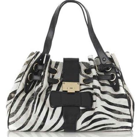 Jimmy Choo Ramona Zebra Bag 63 jimmy choo handbags authentic jimmy choo ramona