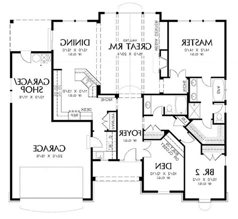 draw house plans house plans with interior photos