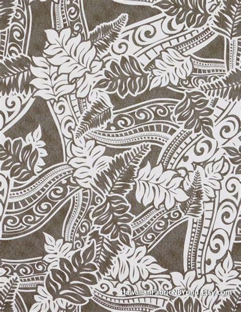 tattoo pattern fabric 33 best vintage hawaiian fabrics images on pinterest