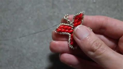 beading tutorial diy for beginners beaded butterfly with