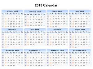 best photos of 12 month calendar template 2015 2015