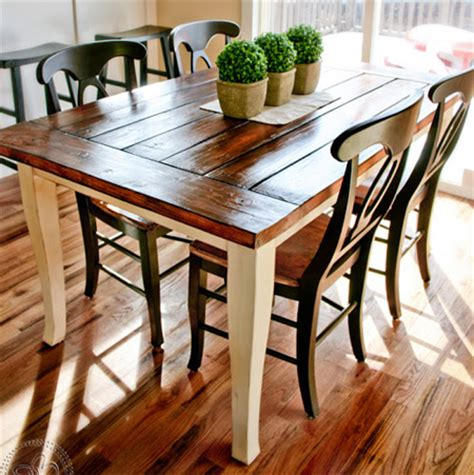 best finish for kitchen table home dzine home decor dining table top makeover with