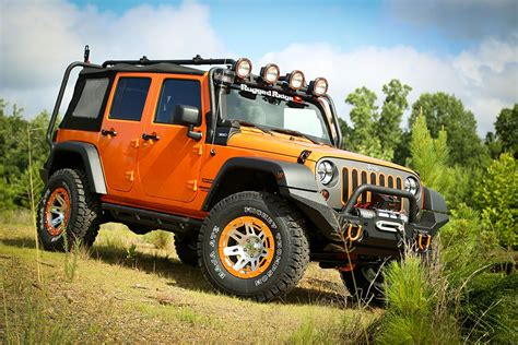 Rugged Jeep by Rugged Ridge Announces 10 New Jeep Restyling Packages For
