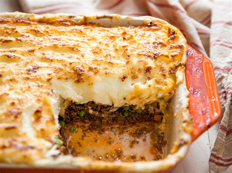 how do you make cottage pie a few not so classic ingredients make a more savory