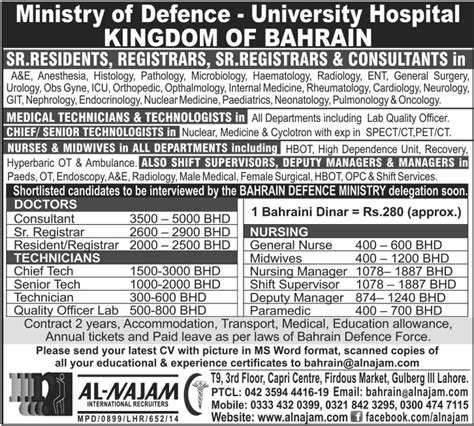 test pattern ministry of defence ministry of defence behrain jobs february 2014 pakistan tv