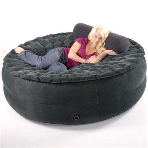 bean bag chair bed 25 best ideas about huge bean bag chair on pinterest