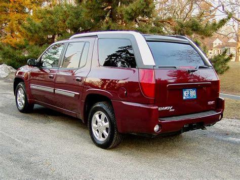 transmission control 2005 gmc envoy xuv regenerative braking 2004 gmc envoy xuv road test carparts com