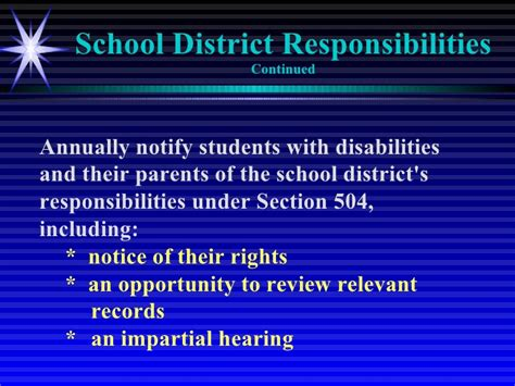 section 504 parent rights section 504 shorter version 2008