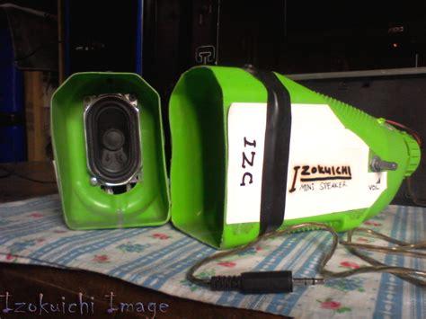 Speaker Aktif Mini Terbaik cara membuat speaker aktif dari komponen bekas pakai mantap 180 artikel teknologi