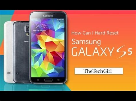 samsung galaxy s5 hard reset password removal factory forgot password recover my password for samsung s5 youtube