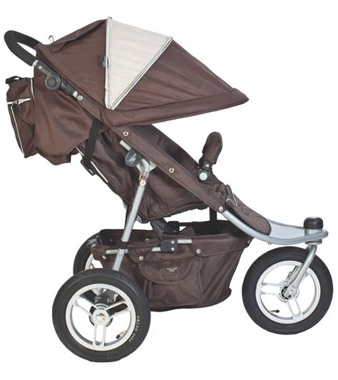 Stroller Cocolate valco trimode ex single stroller chocolate