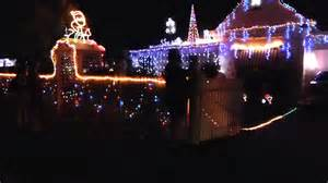 christmas lights adelaide south australia youtube