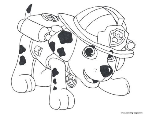 paw patrol coloring pages new pup get this paw patrol preschool coloring pages to print
