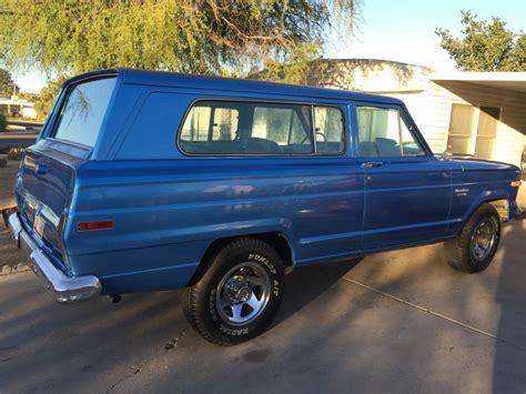 doors for sale az 1978 jeep wagoneer 2 door classic for sale