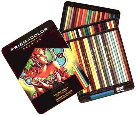 prismacolor premier colored pencils prismacolor premier colored pencil sets rex supplies
