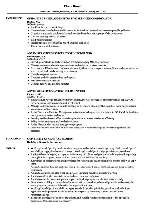 Mba Powerschool by Powerschool Administrator Sle Resume Sle Resumes For