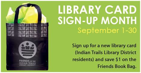 Dont Forget To Sign Up For The Gift Certificate by 17 Best Library Card September Sign Up Images On